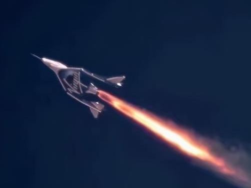 维珍银河71岁创始人成功上太空:称等这一天已经等了17年