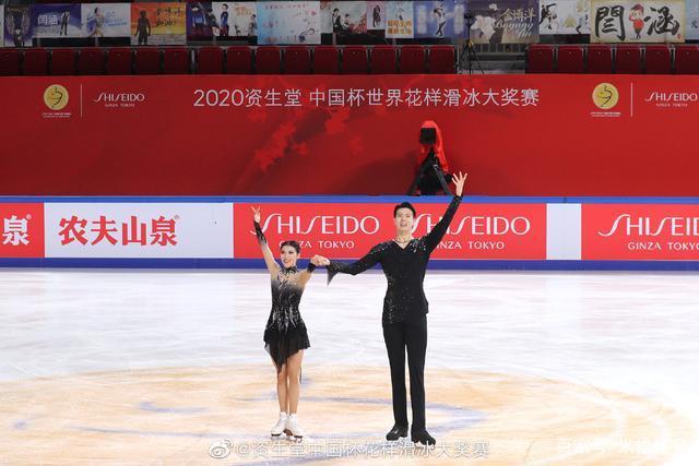 2021年花滑中国杯宣布取消!国际滑联表示遗憾