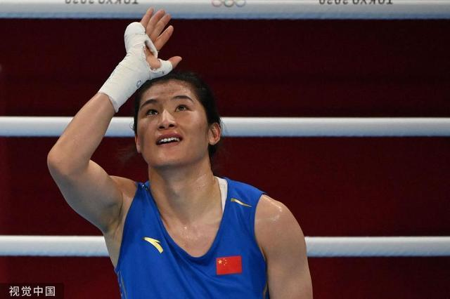拳击女子中量级:李倩5-0进决赛 将与头号种子争金