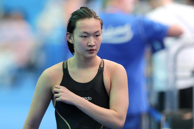 两破亚洲纪录!19岁李冰洁拿下女子400米自 由泳铜牌