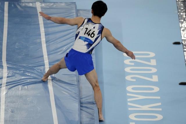 国际体联回应桥本大辉跳马获14.7分:裁判的打分符合规则
