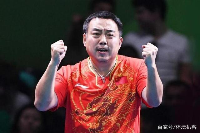 官宣!刘国梁放弃竞选国际乒联主 席 把祖国荣誉放在首 位